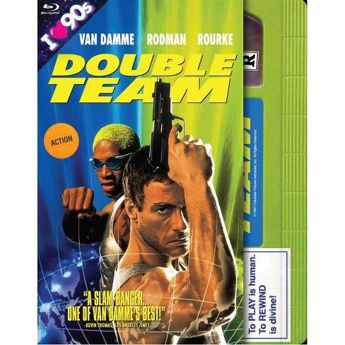Double Team (Blu-ray) - image 1 of 1