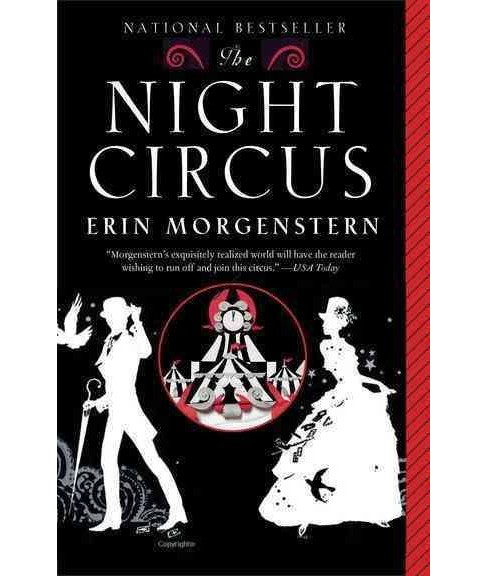 The Night Circus (Reprint) (Paperback) by Erin Morgenstern - image 1 of 1