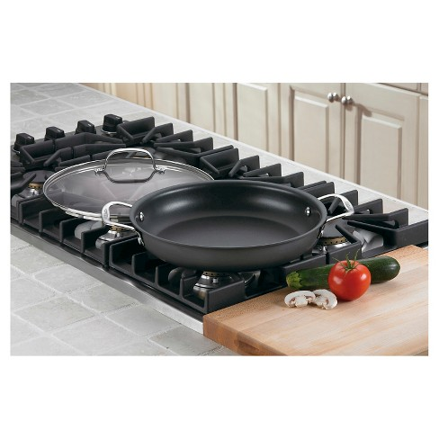 Cuisinart® Chef's Classic Nonstick Hard Anodized 12inch Everyday Pan - 625-30D - image 1 of 2