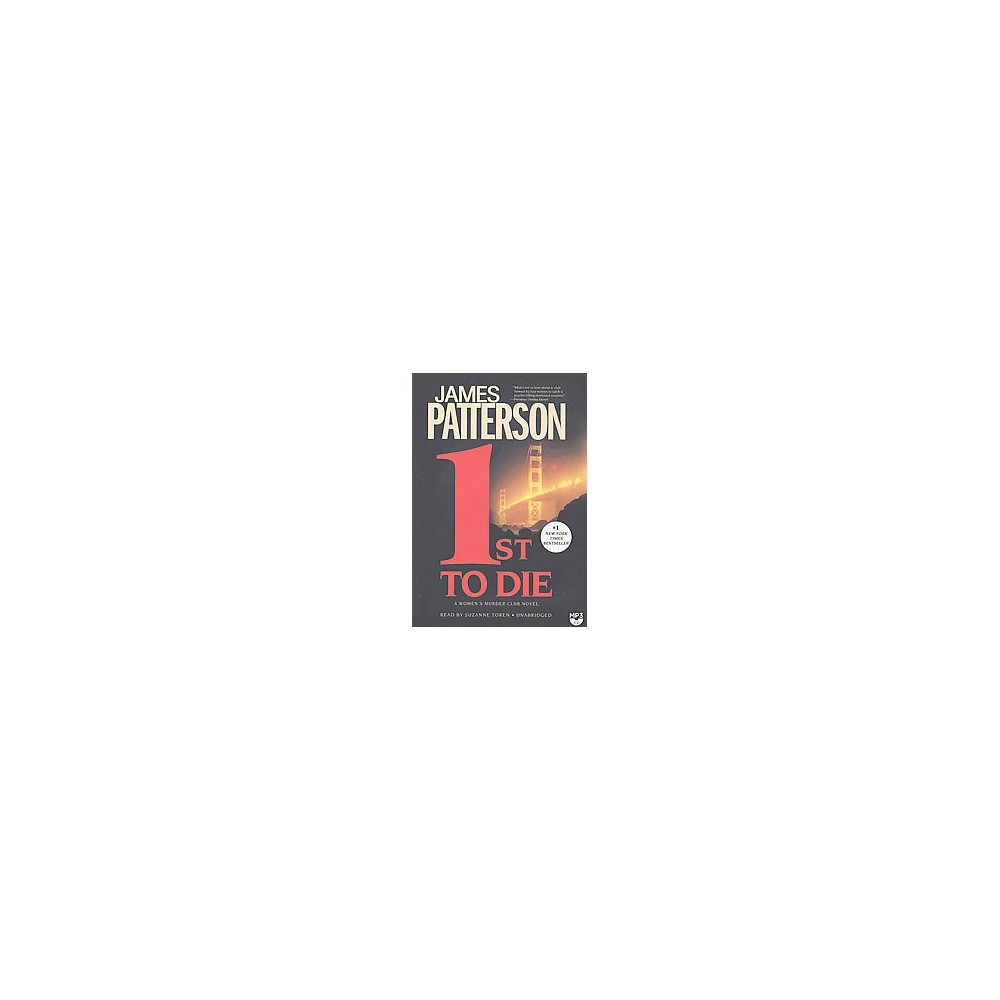 1st to Die (Unabridged) (MP3-CD) (James Patterson)