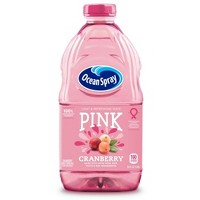 Deals on Ocean Spray Pink Cranberry Juice 64 fl oz Bottle
