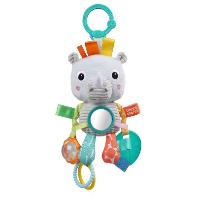 Bright Starts Playful Pals Activity Toy - Rhino