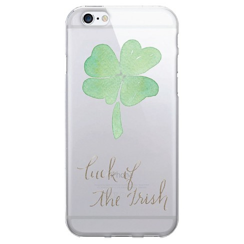 Apple iPhone 8/7/6s/6 Case Luck of the Irish - OTM Essentials - image 1 of 1