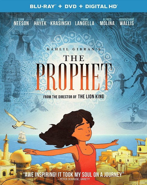 Kahlil Gibran's The Prophet (Blu-ray) - image 1 of 1