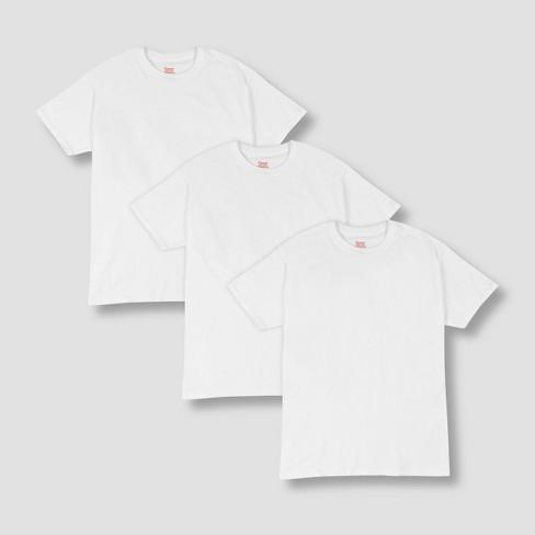 cd274284fdb6 Hanes Premium Men's Stretch Crew T-Shirt 3pk : Target