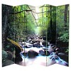 Path of Life Room Double Sided Divider - Oriental Furniture - image 3 of 3