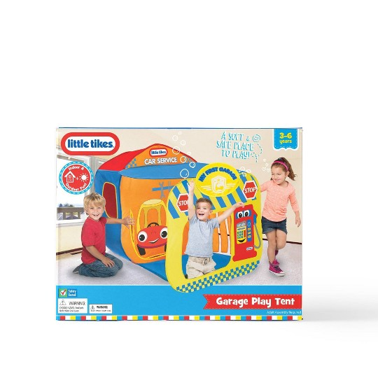 Little Tikes Garage Tent, play tents and tunnels image number null