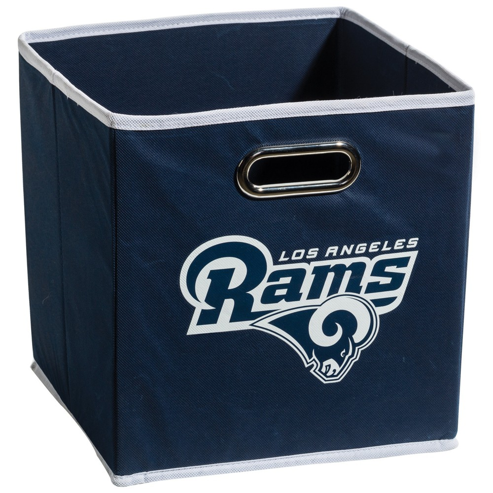 Los Angeles Rams Franklin Sports Collapsible Storage Bin