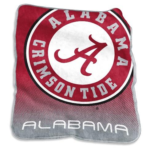 NCAA Logo Brands Raschel Throw Blanket - image 1 of 1