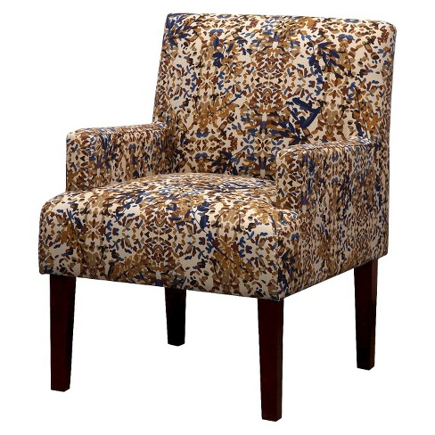 Dolce Upholstered Arm Chair - Skyline Furniture - image 1 of 4