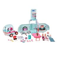 Deals on L.O.L. Surprise! 2-in-1 Glamper Fashion Camper w/55+ Surprises