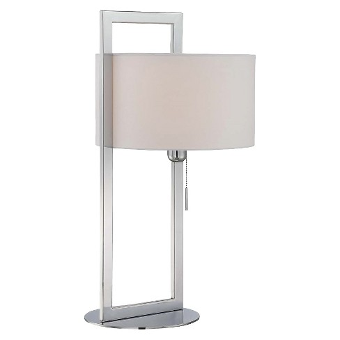 Lucetta 1 Light Table Lamp - Chrome - image 1 of 3