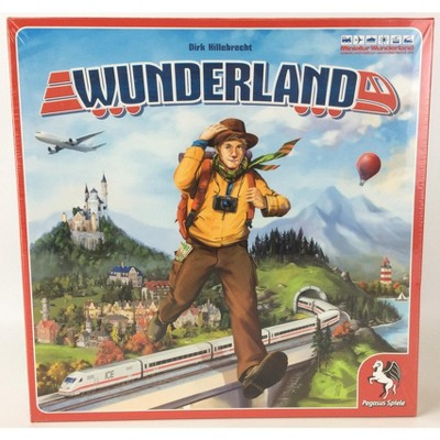 Wunderland Board Game