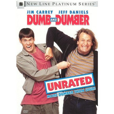 Dumb and Dumber (Unrated) (DVD) - image 1 of 1