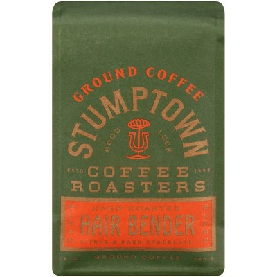 Stumptown Hair Bender Ground Light Roast Coffee - 12oz