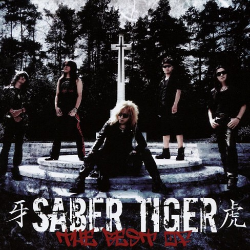 Saber tiger - Best of saber tiger (CD) - image 1 of 1