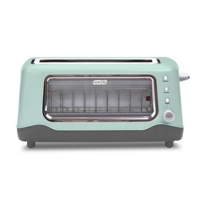 Dash 2-Slice Clear View Toaster