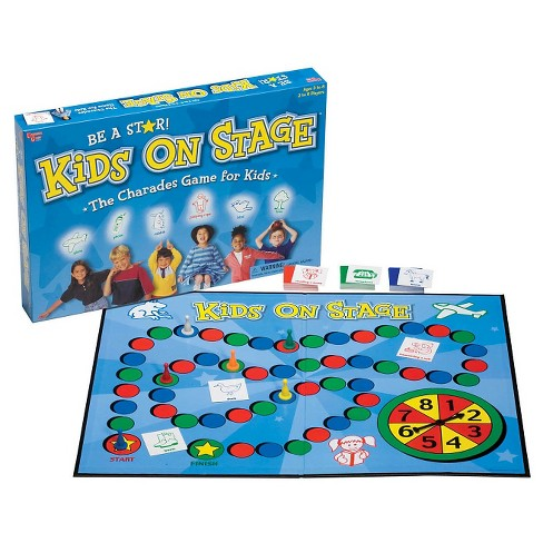 University Games Kids on Stage Board Game - image 1 of 1