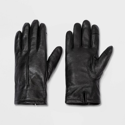 Men's Thinsulate Gloves - Goodfellow & Co™ Black