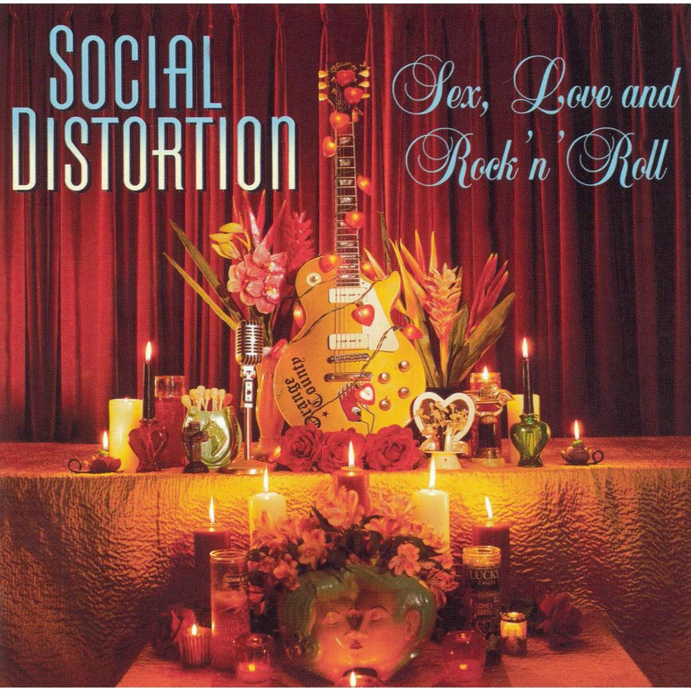 Social Distortion - Sex Love And Rock N Roll (CD)