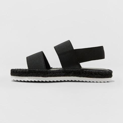 9a067e95180 Women s Noelya Ankle Strap Sandal - A New Day™ Black 11   Target
