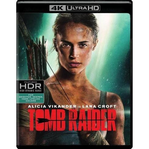 Tomb Raider (2018) (4K/UHD) - image 1 of 1