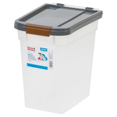 Dog Feeding Storage 10 lb - Boots & Barkley™