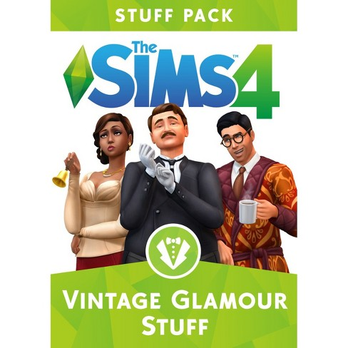 The Sims 4: Vintage Glamour Stuff Pack - PC Game (Digital) - image 1 of 1