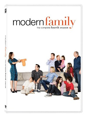 Modern Family: The Complete Fourth Season (D) (DVD)