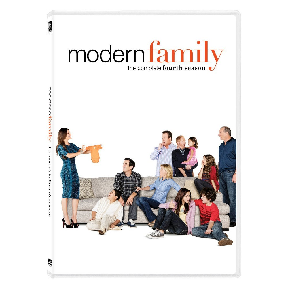 Modern Family: The Complete Fourth Season (3 Discs) (D) (Widescreen)