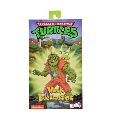 """Teenage Mutant Ninja Turtles (Cartoon) – 7"""" Scale Action Figure – Ultimate Muckman"""