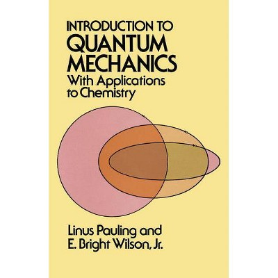 Introduction to Quantum Mechanics with Applications to Chemistry (Dover Books on Physics)