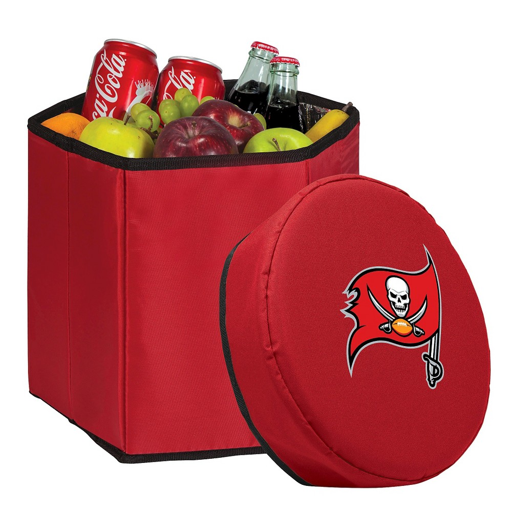 Tampa Bay Buccaneers - Bongo Cooler by Picnic Time (Red)