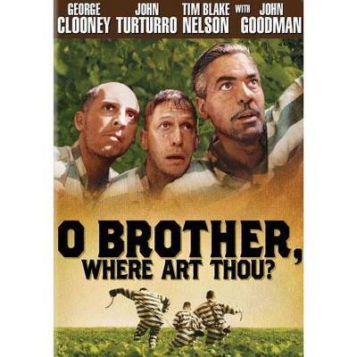 O Brother, Where Art Thou? (dvd_video)