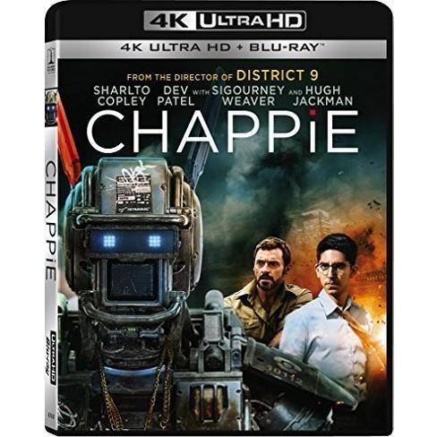 Chappie (4K Ultra HD) - image 1 of 1