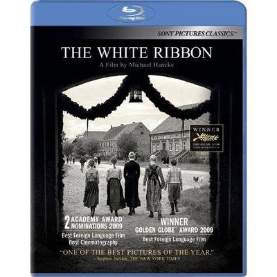 The White Ribbon (Blu-ray)(2010)