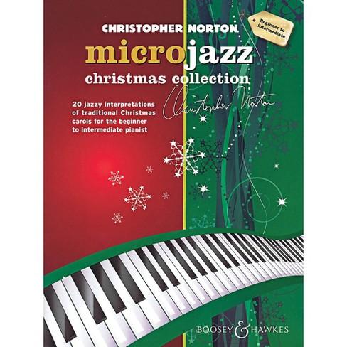 Hal Leonard Christopher Norton - Microjazz Christmas Collection Beginner-Intermediate Pianist - image 1 of 1