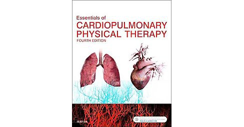 Essentials of Cardiopulmonary Physical Therapy (Hardcover) (Ellen Hillegass) - image 1 of 1