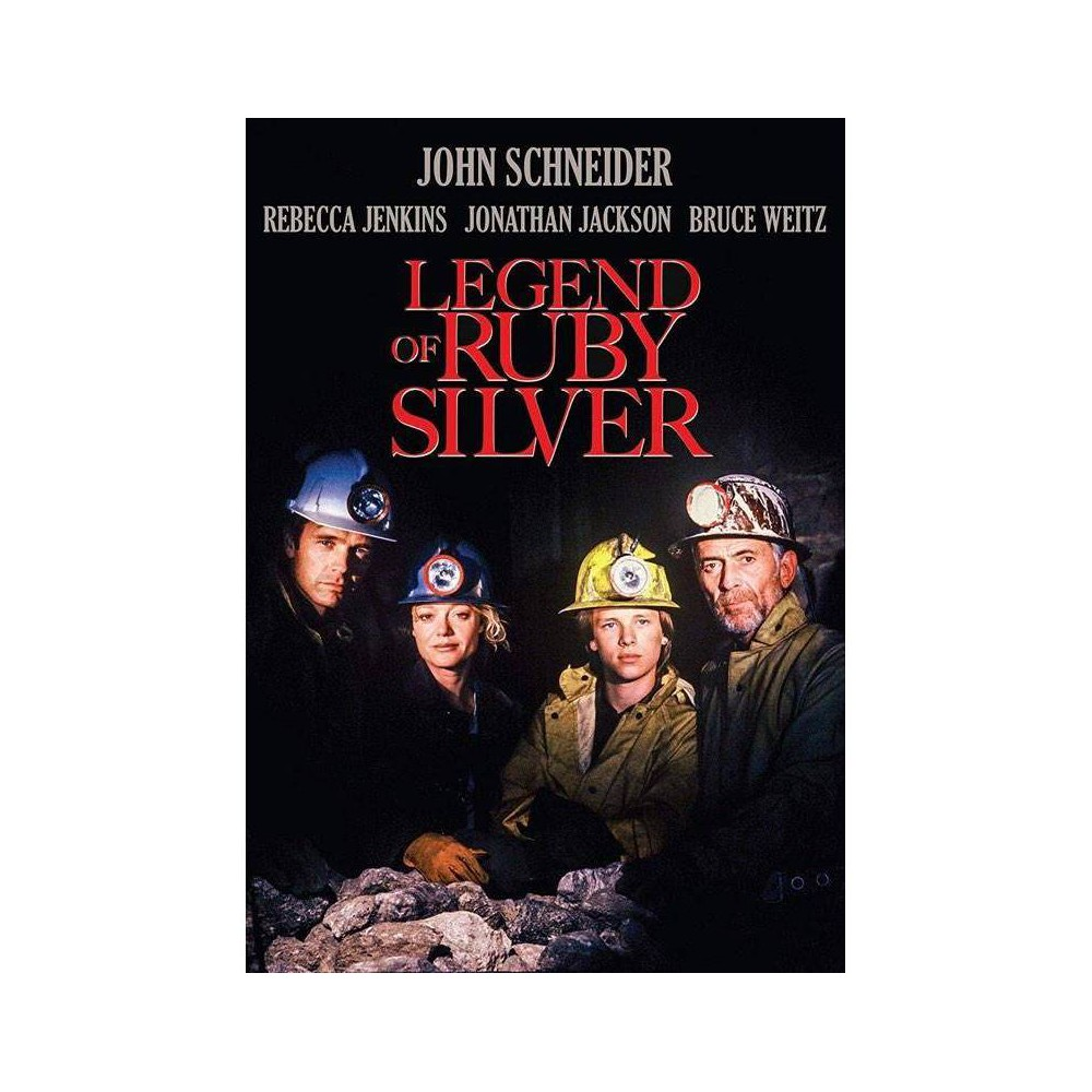Legend Of The Ruby Silver Dvd