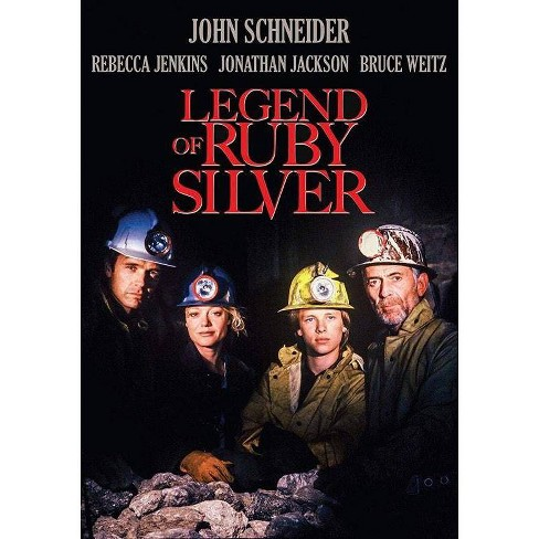 Legend Of The Ruby Silver (DVD) - image 1 of 1