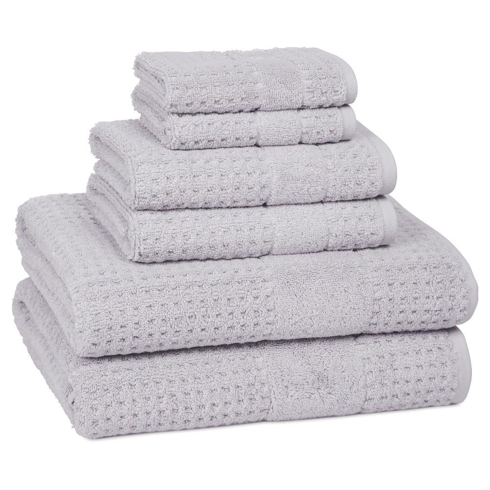 Hammam Bath Towel Set Iris (Purple) - Kassatex