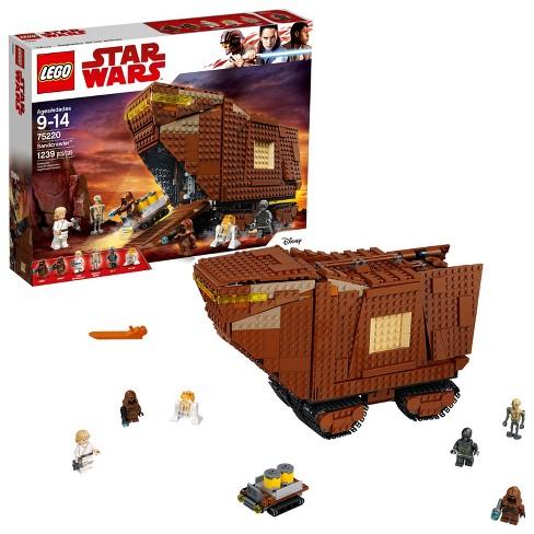 LEGO Star Wars Sandcrawler 75220 - image 1 of 6
