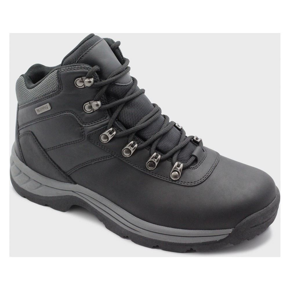 Men's Marcel Cold Weather Hiking Boot - Goodfellow & Co Black 8