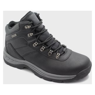 Mens Marcel Cold Weather Hiking Boot - Goodfellow & Co™ Black 13