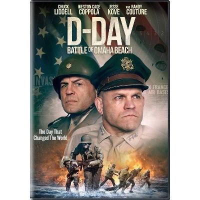 D-Day: The Battle of Omaha Beach (DVD)(2019)