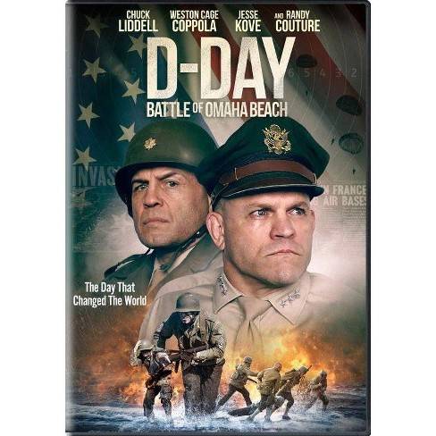 D-Day: The Battle of Omaha Beach (DVD)(2019) - image 1 of 1