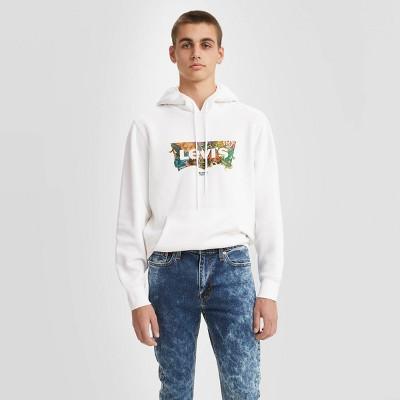 Levi's® Men's Classic Lizards Logo Hooded Sweatshirts