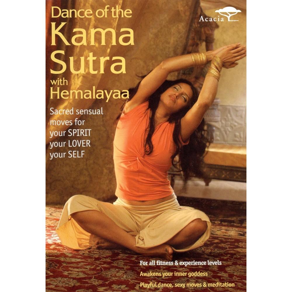 Dance Of The Kama Sutra With Hemalaya (Dvd)