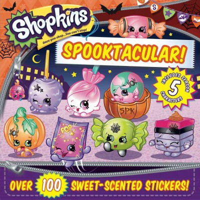 Shopkins Spooktacular! - (Paperback)