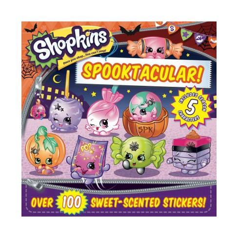 Shopkins Spooktacular! - (Paperback) - image 1 of 1